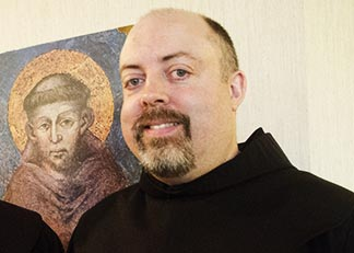 Former Baptist sails into port with Franciscans