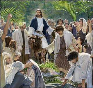 Palm Sunday Homily (Anglican Retreat)