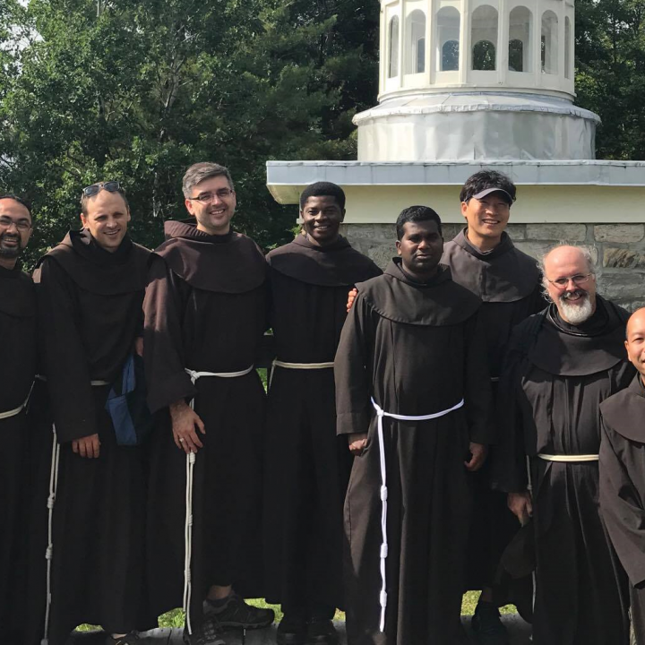 In the Footsteps of the First Franciscan Friars in Canada