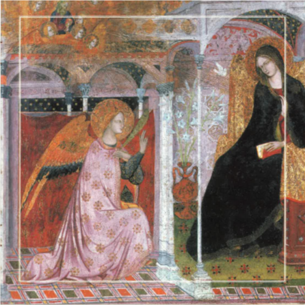 The Annunciation of the Portioncula