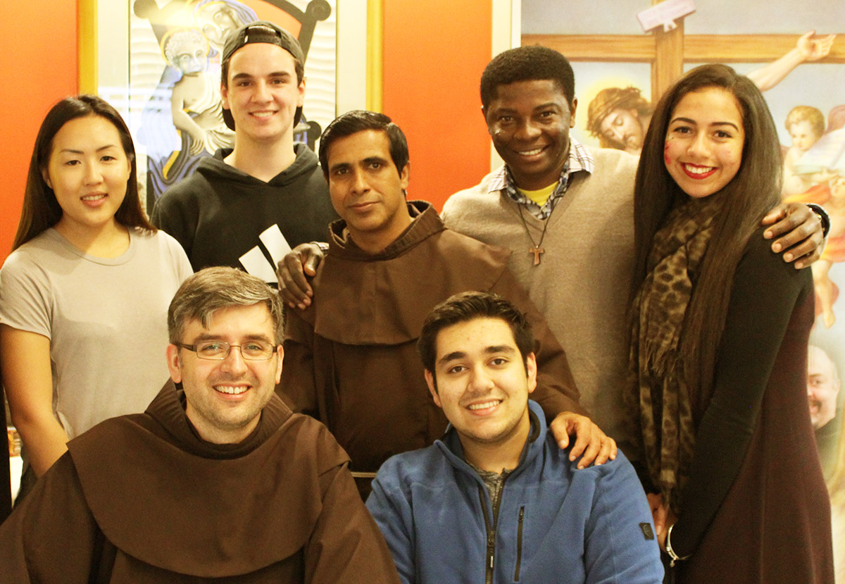 Becoming a Franciscan