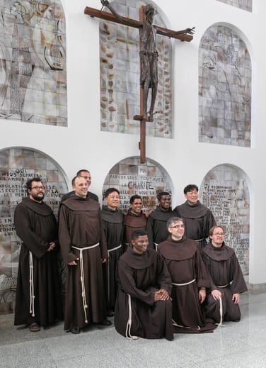 Feast of the Holy Spirit/Feast of Canadian Franciscans