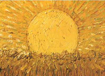 Van Gogh: Painter of the sun