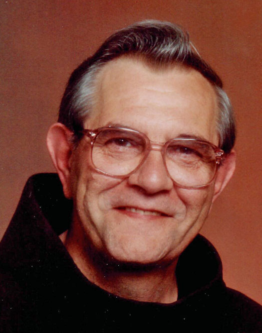 Obituary: Father Régent Raymond, OFM