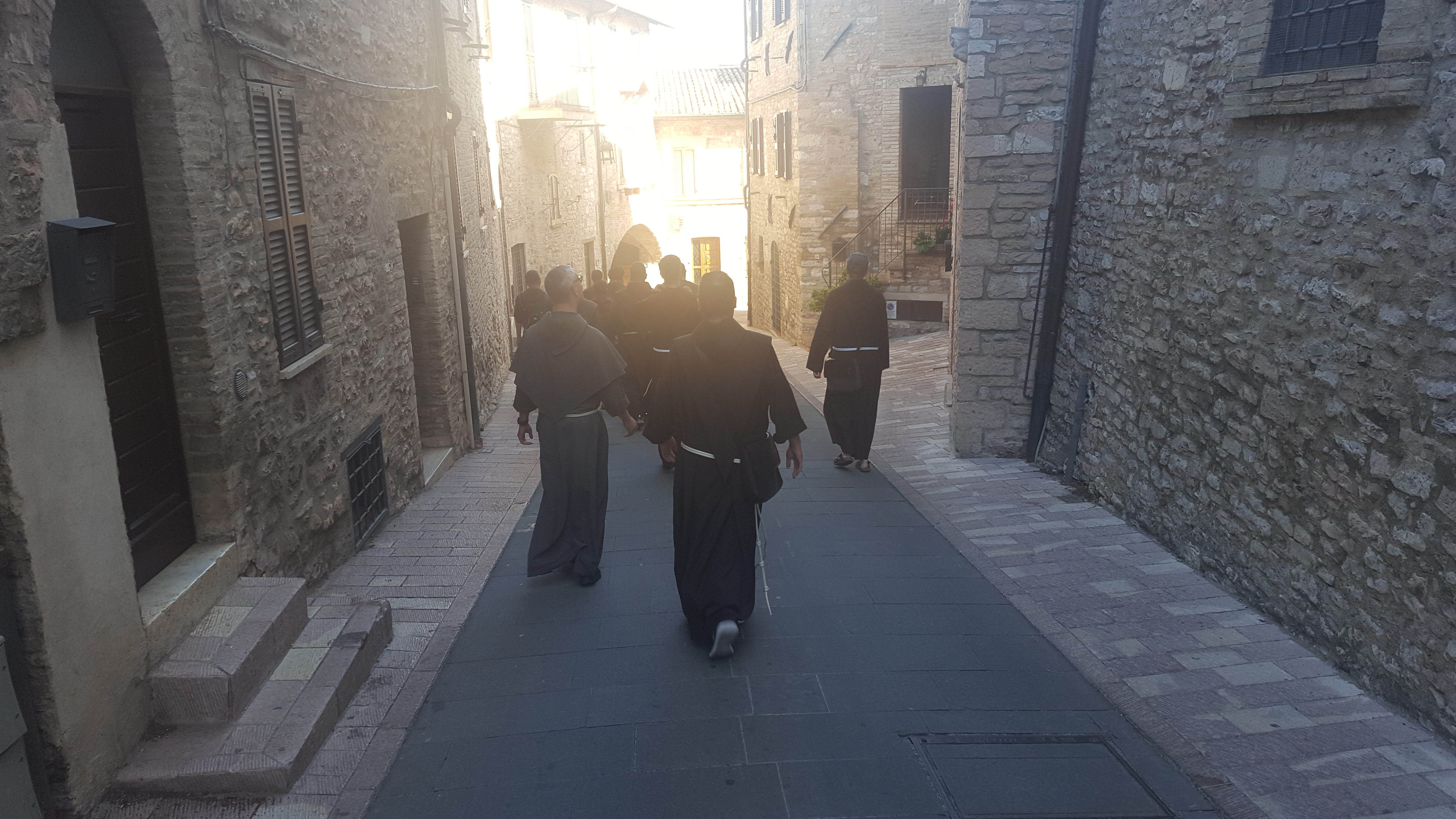 Yearning: Assisi Pilgrimage