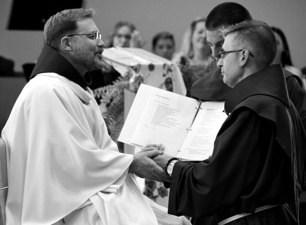 My Heart Is Ready: Profession of Solemn Vows