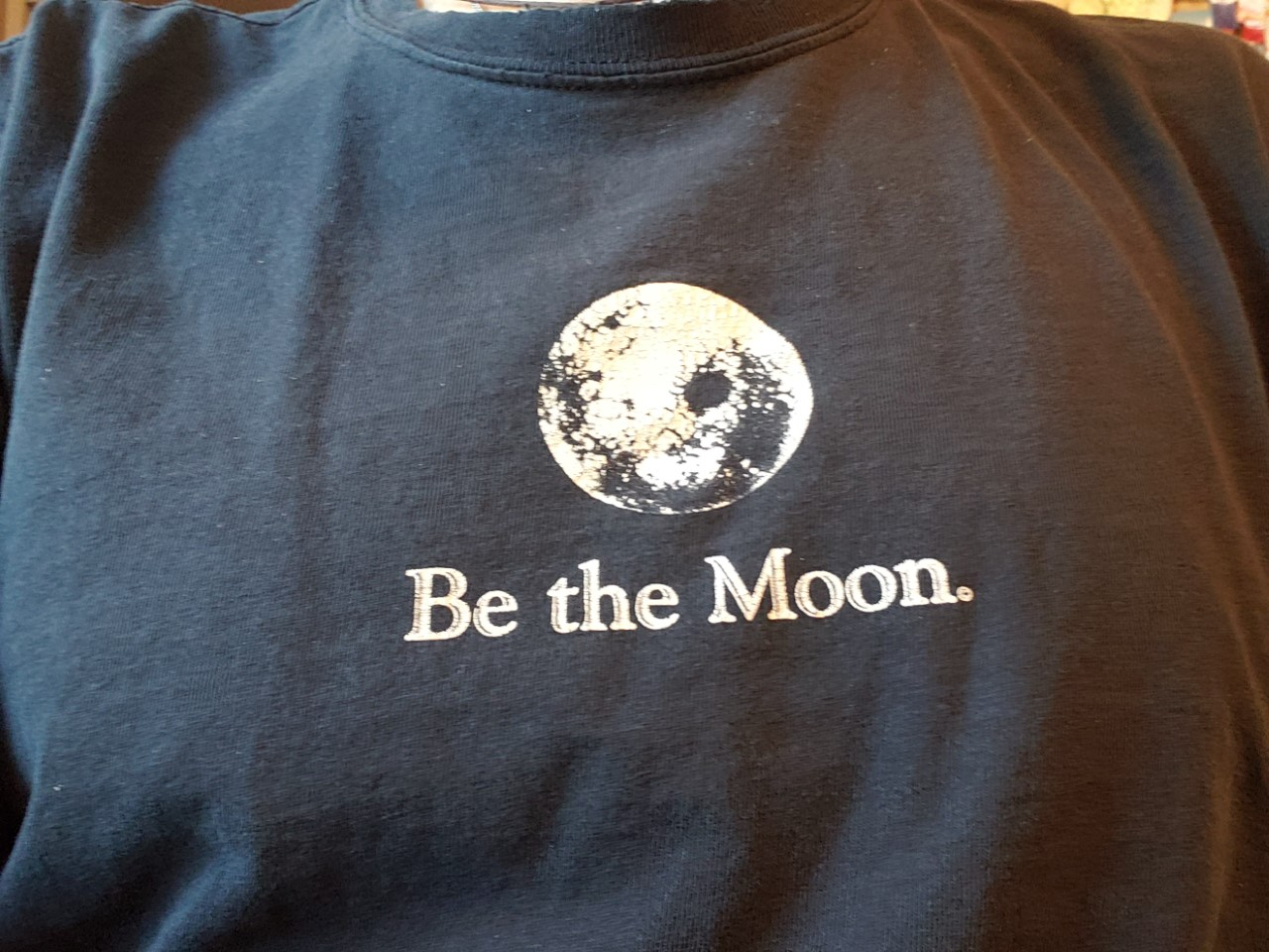 Lent 4: Be The Moon