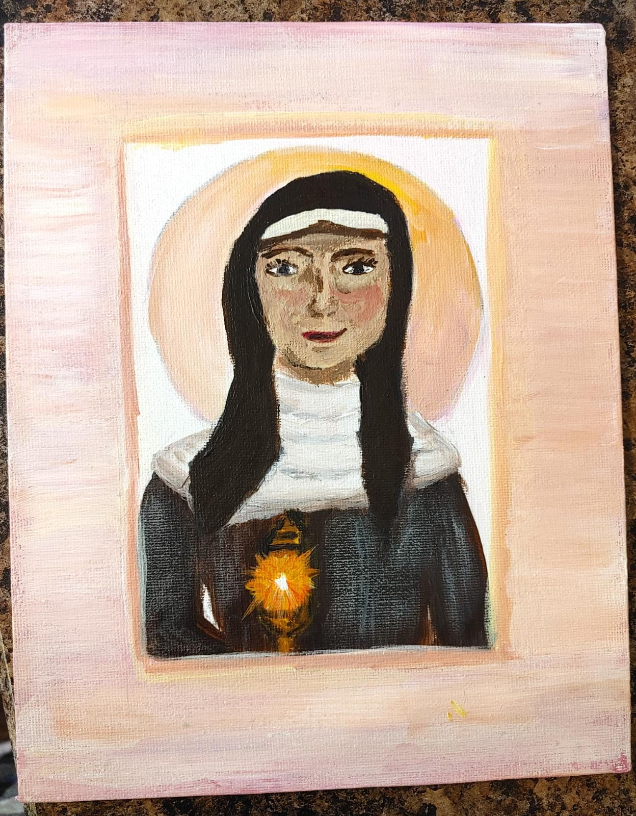 Lent II: In Our Midst: St. Clare of Assisi