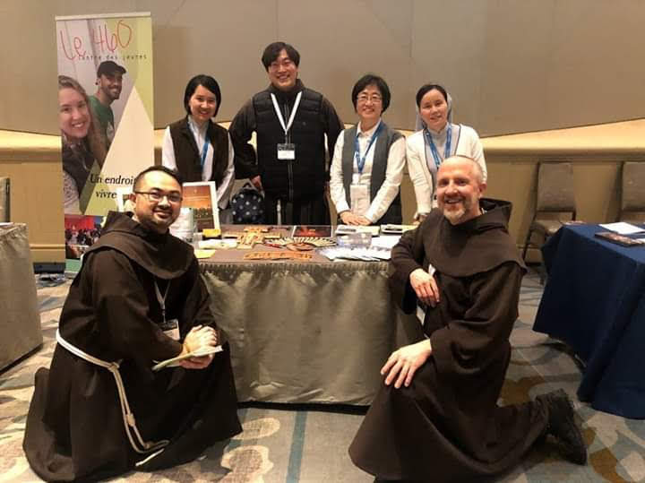 Rise Up, Franciscans Encountering Catholic Youth